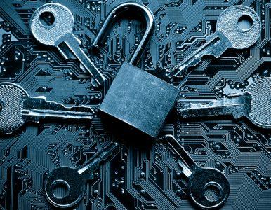 User security handling Bitcoin wallets